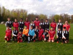 U15 - GVL / SAINT GERMAIN LAVAL 2 - GATINAIS VAL DE LOING FC