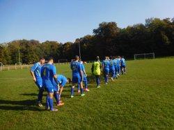 Seniors 2 - MONCOURT / GVL du 151017 - GATINAIS VAL DE LOING FC