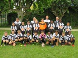 U13 à Chateuneuf sur Loire - GATINAIS VAL DE LOING FC