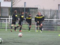 Savigny le Temple - U14 - GATINAIS VAL DE LOING FC