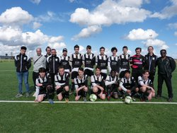 Vaux la Rochette / U 17 - GATINAIS VAL DE LOING FC