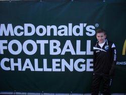 Matinée au camp des loges pour le dernier tour de sélection du Mc Donald's Football Challenge - GATINAIS VAL DE LOING FC