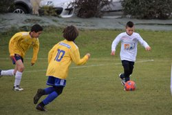 U10 - U11 INTER CLUBS. ASM le 11-11-2017 - Groupement Formateur Limagne - LABEL FFF