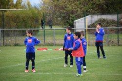 U8 - U9 INTER CLUBS. ASM le 11-11-2017 - Groupement Formateur Limagne - LABEL FFF