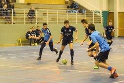 U18-FUTSAL. CHAPPES -  Le 13-01-2018 - Groupement Formateur Limagne - LABEL FFF