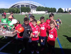 Tournoi Clermont Foot 63 categorie u9 élite