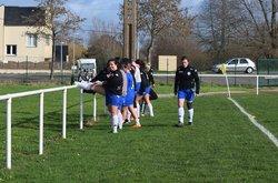 Match Nantes Est - GFP44 // Victoire 7-2 - Groupement Féminin Presqu'ile 44
