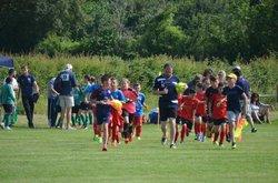 Tournoi de Ballon U11 :Match de poule EJA U10 - ST JEAN D'ASSE 1 ( 2 - 0 ) - Entente Jeunes Antonniere