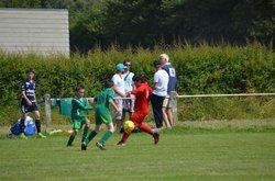 Tournoi de Ballon U11 :Match de poule EJA U11 - MAROLLES ( 0 - 1 ) - Entente Jeunes Antonniere