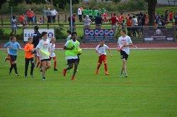 Tournoi U.S ST BERTHEVIN U11 : 3ème Matchs de poule EJA U10 -  LAVAL U.S - Entente Jeunes Antonniere