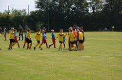 Tournoi de Ballon U11 :Match de poule EJA U10 - NEUVILLE ( 1 - 0 ) - Entente Jeunes Antonniere