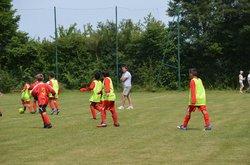 Tournoi de Ballon U11 :Match de Classement EJA U11 - ST JEAN D'ASSE ( 2 / 1 ) - Entente Jeunes Antonniere