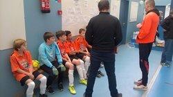 U13 futsal tour 1 (29/10/16) - GJ.FC. CAP-SIZUN