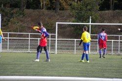 GJ U15 contre Landeronde , Victoire 12 à 0 - GJ OLONNE-CHATEAU