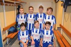 Tournoi District/Futsal U13 Pouldreuzic le 17/12/2016 - GROUPEMENT JEUNES BIGOUDENS