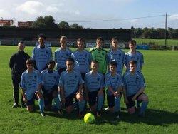 Nos U17 - Groupement jeunes Coeur de Lanvaux