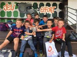 Trophée de Bretagne U 10 U11 à St Avé