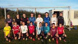 U15  2016-2017 - Groupement de Jeunes de la Côte Léonarde