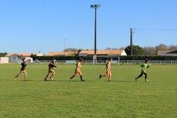 Match et carton vert U10/U11 CJFCS 3 - St georges des coteaux-08-04-2017 - C.J.F. EN COEUR DE SAINTONGE