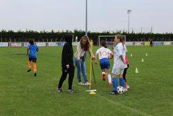 Semaine du foot féminin 17-05-2017 - C.J.F. EN COEUR DE SAINTONGE