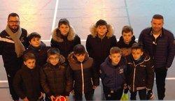 U13 Finale Départementale Futsal 10-02-2018 - Groupement du Haut Cher