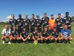 Equipe U18 Vainqueur du Tournoi à BOUCE le 09-06-2018 - Groupement du Haut Cher