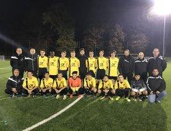 Equipe U18 le 18-11-2017 à Commentry - Groupement du Haut Cher