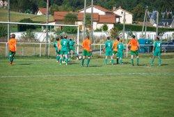 07/09/2014 - JOB / GLAINE - AL GLAINE-MONTAIGUT FOOTBALL