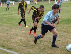 Match contre Telgruc dimanche 04 septembre 2016 - LES GAS DU MENEZ-HOM
