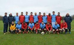Stage CFF 2 qui se déroulait de mardi à vendredi – avec Johan Edmond et Moussa Nadhamou. - FC GOELANDS SANMARITAINS
