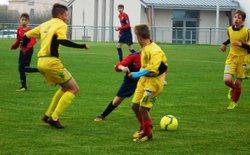 FCGS/chauvé ( 4- 0 ) GJ Océane/Saint Père - FC GOELANDS SANMARITAINS