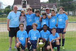 TOURNOI REGIONAL U9 U11 U13 -  Coeur de Sologne ( Groupement de jeunes)