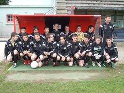 Moins 15 contre Nevez - match retour à Chateauneuf -samedi 020509 - Groupement des Jeunes de l'Aulne