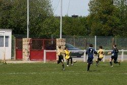 MOINS 13(2) - SCAER : match retour - Groupement des Jeunes de l'Aulne