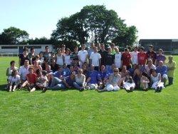 AG du GJA : matchs inter générations - Groupement des Jeunes de l'Aulne