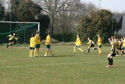 Moins 13(2) match à Gourin - Groupement des Jeunes de l'Aulne