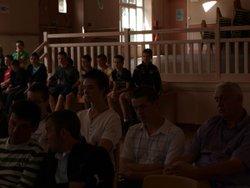 AG juin 2010 : pendant l'AG - Groupement des Jeunes de l'Aulne