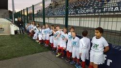 Berrichonne /Lorient 31/01/17 - Groupement Val de l'Indre Football