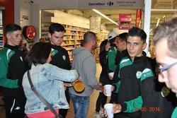 U19 Tournoi international de Copa Maresme (1) - Groupe sportif de Chasse-sur-Rhône