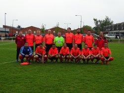 Vétérans - Bully Charcot 1/4 finale coupe Loyer 06 mai 2017 - Union Assocation Sportive Harnésienne