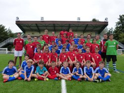 photos officielles + matchs @ stage foot 20/07/17 - HASPARREN FOOTBALL CLUB