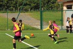 Inauguration Stade Haute Rivoire + Match de l'équipe de France - HAUTE BREVENNE FOOTBALL