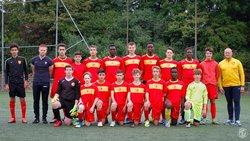 U16 : défaite 1-0 à Wasquehal ES (24/06/2017) - Iris Club Lambersart