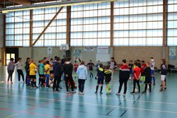 Stage initiation Freestyle/ Cécifoot/Futnet - JA Breal Foot