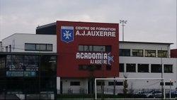 Visite du Centre de Formation d'Auxerre - JEUNESSE D'ANTONY FOOTBALL