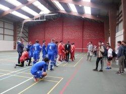 FUTSAL U17 - JEANNE-D'ARC SAINT-SERVAN Club         (SAINT-MALO)