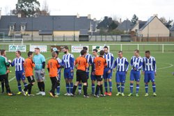 Match Senior A JA-US ST JOUAN - JEANNE-D'ARC SAINT-SERVAN Club         (SAINT-MALO)