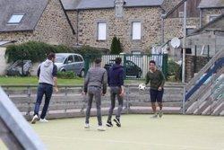 Match senior B JA - LA GOUESNIERE - JEANNE-D'ARC SAINT-SERVAN Club         (SAINT-MALO)