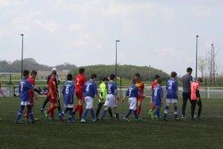 Match U13 JA2-COMBOURG - JEANNE-D'ARC SAINT-SERVAN Club         (SAINT-MALO)