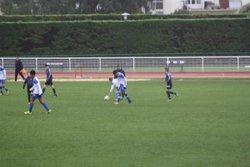 Match U15 JA -FC BAIE MT ST MICHEL - JEANNE-D'ARC SAINT-SERVAN Club         (SAINT-MALO)